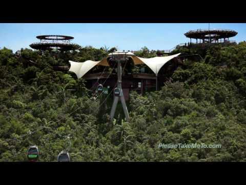 Skybridge, Malaysia - Malájzia Skybridge híd