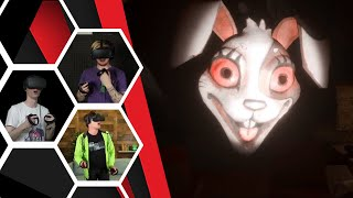Let's Players Reaction To Discovering The Rabbit Mask & Secret Dialogue | Dreadbear DLC
