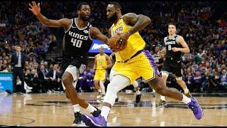 LA Lakers - SOB EOG flare option (coach Luke Walton)