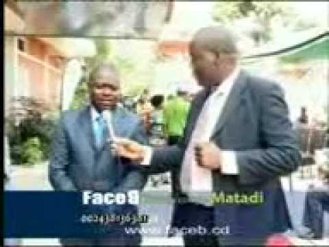 Paulin Mukendi dans: FACE B tour du Congo MATADI