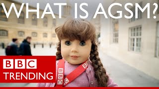 TRENDING FUN: AGSM - The secret world of animated doll videos on YouTube - BBC Trending
