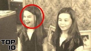 Top 10 Scary Things Hidden In Pictures – Part 5