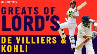 AB De Villiers vs Virat Kohli | Who's The Greatest?