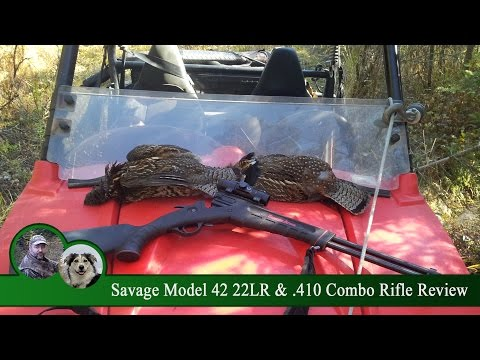 Savage Model 42 Review