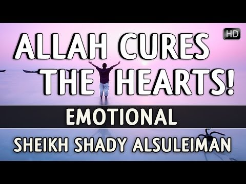 Allah Cures The Hearts! ᴴᴰ ┇ Emotional ┇ Sheikh Shady AlSuleiman ┇ The Daily Reminder ┇