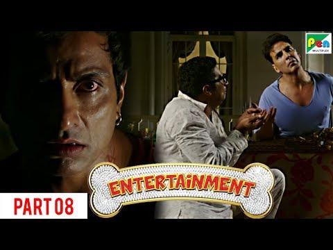 Entertainment | Akshay Kumar, Tamannaah Bhatia | Hindi Movie Part 8 of 10 thumbnail