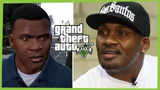 GTA V Actor of Franklin: The Story of Shawn Fonteno Documentary