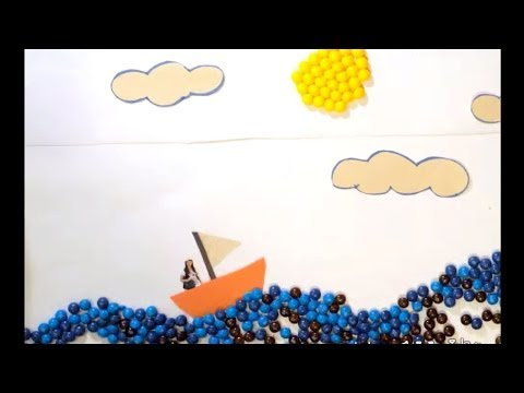 Stopmotion Skittles Commercial