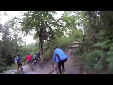 Ashfords Haldon Hill Ride Video