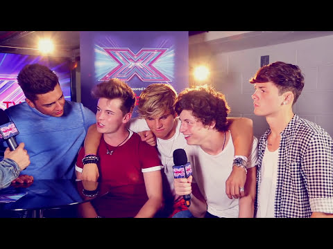 The X Factor Backstage with TalkTalk TV Ep 6 Ft. Rouge Kiss and Overload