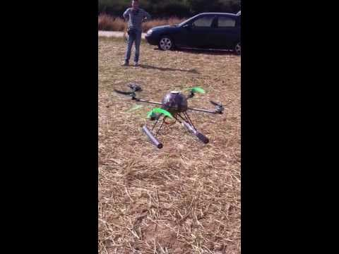 Turnigy HAL quadcopter