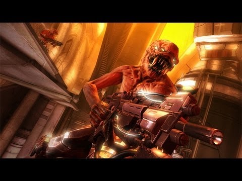Let's Play Resistance 3 #1 - Der Alien-Shooter im Gameplay-Check von GameStar (deutsch / german)