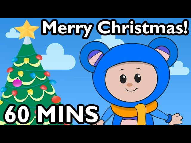 Jingle Bells and More Nursery Rhymes from Mother Goose Club!