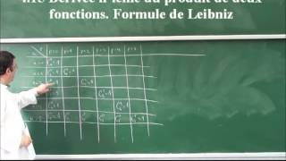EPST ANNABA. COURS ANALYSE. 1ERE ANNEE PREPA. CHAPITRE4. FONCTIONS DERIVABLES. DVD 10/10
