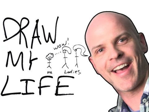 Draw My Life - Todd Womack!
