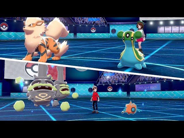 Prepare for battle in Pokémon Sword and Pokémon Shield! ⚔️🛡️ thumbnail