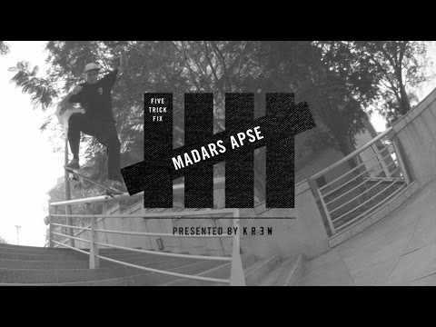 5 Trick Fix: Madars Apse
