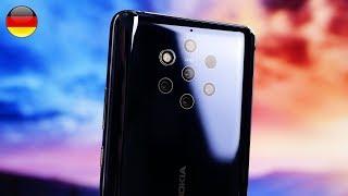 Nokia 9 Nicht-Review   60% irgendwie klasse, 40% irgendwie mies