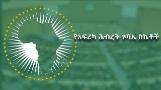 የአፍሪካ ሕብረት ጉባኤ ስኬቶችና ሌሎች ዘገባዎች African Union ኢቢኤስ አዲስ ነገር የካቲት 7,2011 EBS What's New February 14,201