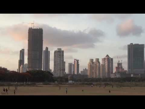 BIG HIGHRISES & CHANGING SKYLINE AROUND RACE COURSE AT MAHALAXMI IN MUMBAI !!!!!!