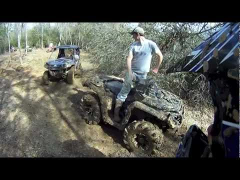 Mud Riding Films - Tower Trax Atv 2013