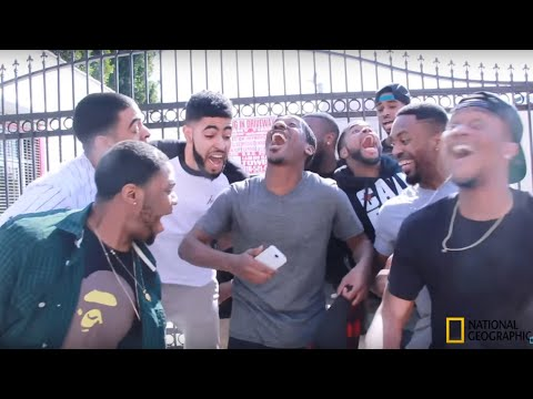 Nat Geo: Black People Laughing - @Dormtainment