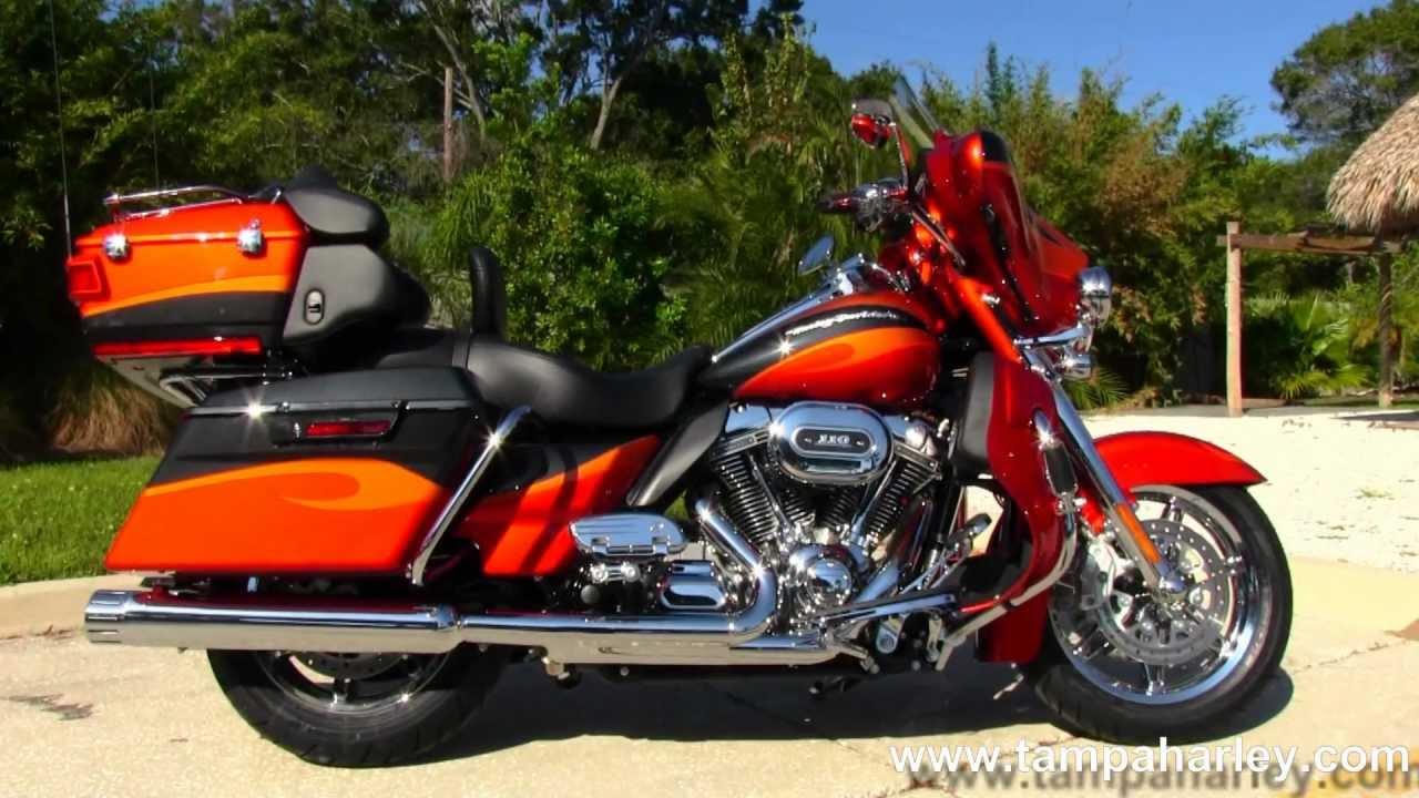 Harley Davidson Ultra Classic Cvo For Sale