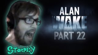 Steve plays Alan Wake (Part 22)