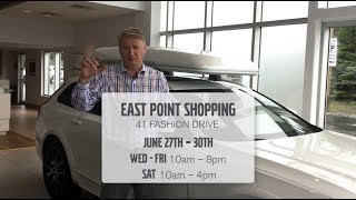 Saint John Best Car Dealership at East Point Shopping