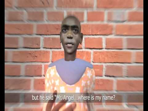 Nathaniel Bassey 'book Of Life'animation.mp4 video