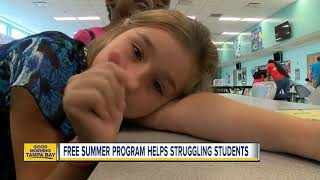Free Summer Bridge program for Tampa Bay area kids helps stop academic 'summer slide'