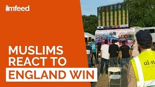 Muslims REACT to England's Incredible World Cup WIn