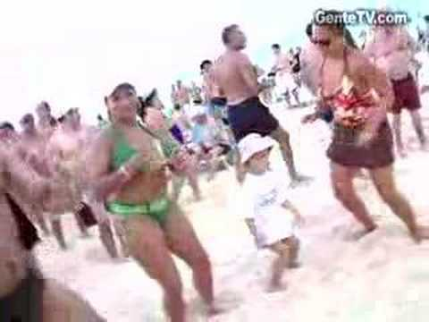 Tuga Beach Party en Cuba Video