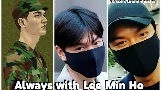 Always with Lee Min Ho 12-19 may 2017