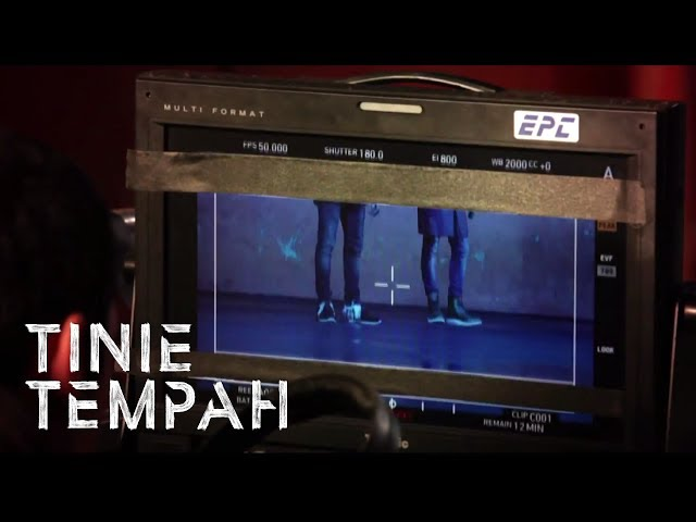 Tinie Tempah   Lover Not A Fighter - Behind The Scenes
