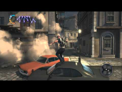 First 15 Minutes of the inFamous 2 demo