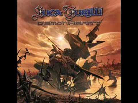 Luca Turilli - Black Realms Majesty