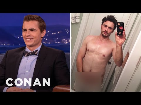 Dave Franco Doesn't Know What James Franco Is Doing Either video