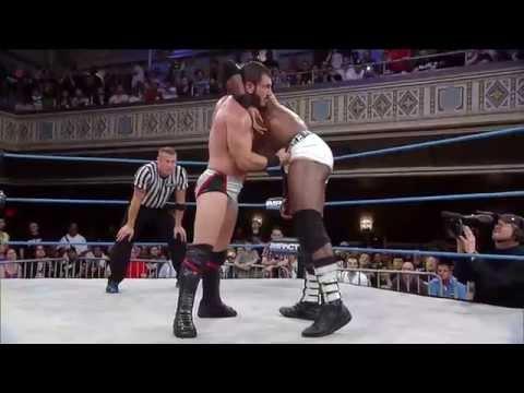 World Heavyweight Championship: Austin Aries vs. Lashley (Jul. 31, 2014)