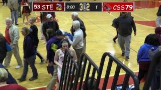 St Elizabeth's visits Conrad Girls Basketball LIVE from Conrad