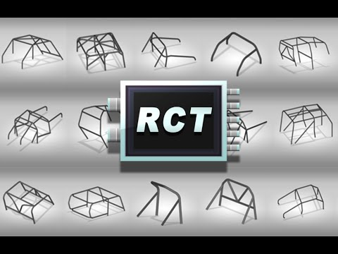 Bend-Tech 7x: Roll Cage Templates Module