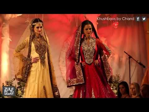 Asiana Bridal Show 2013 - Khushboos by Chand Collection