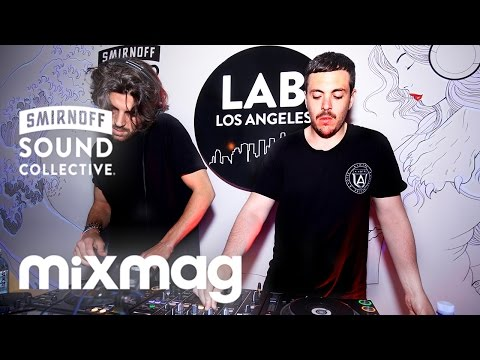 Factory 93 presents SANTE and SIDNEY CHARLES in The Lab LA