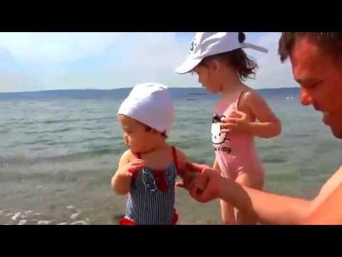Открытие пляжного сезона Турция Мраморное  Море  Отдых в Турции Marmara  Denizi Plaj Ucuz Tatil