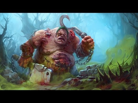 Time to Pudge - 18  выпуск. Pudge.  Freestyler pudge vs  troll.
