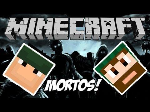 Minecraft: Ruinas dos Mortos com Monark (Parte 1).