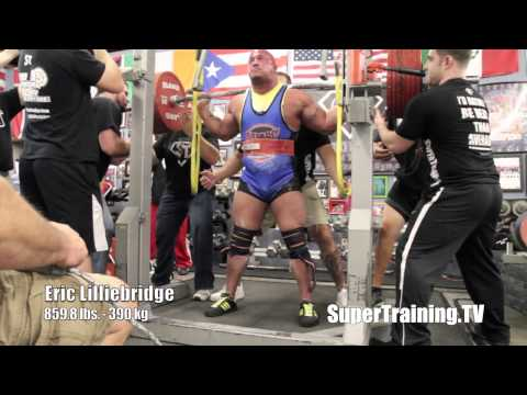The Raw Squat Show with Mark Bell | Backyard Meet of the Century | SuperTraining.TV Image 1