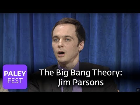 The Big Bang Theory - Jim Parsons On Spanking And Bazinga video