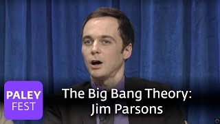 The Big Bang Theory - Jim Parsons on Spanking and Bazinga