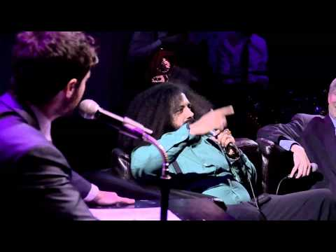 Reggie Watts Interview + Improvisation Pt. 1  Running Late with Scott Rogowsky
